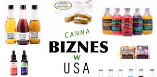produkty spożywcze zawierające THC
