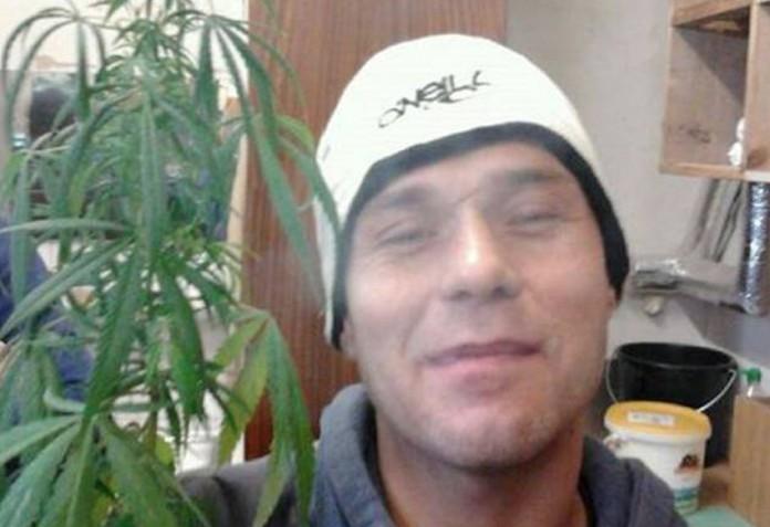 marihuana więzienie i selfie