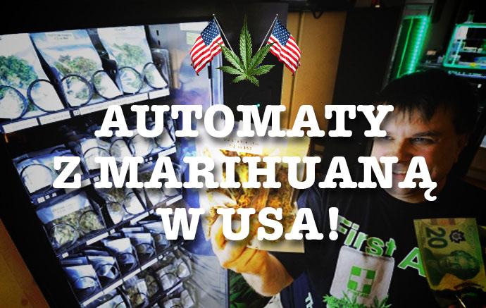 automaty z marihuaną