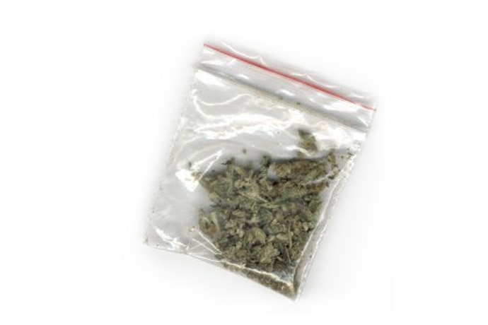 marihuana i komisariat