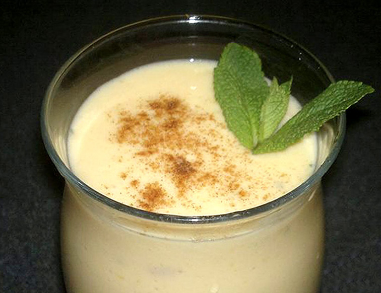 napój bhang lassi