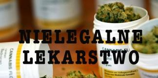 marihana wciaż nielegalnym lekarstwem