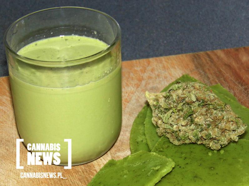 jak zrobic makumbe cannamilk mleko z marihuana