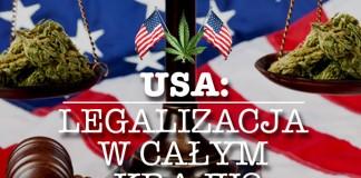 Legalizacja w USA