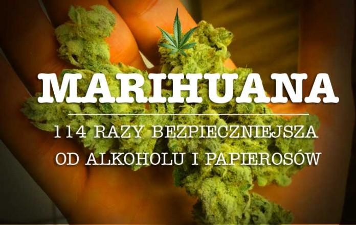 zdrowa marihuana