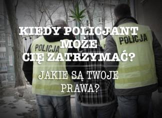 zatrzymanie przez policje prawa