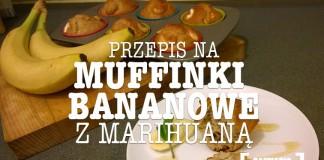MARIHUANA MUFFINKI BABANOWE