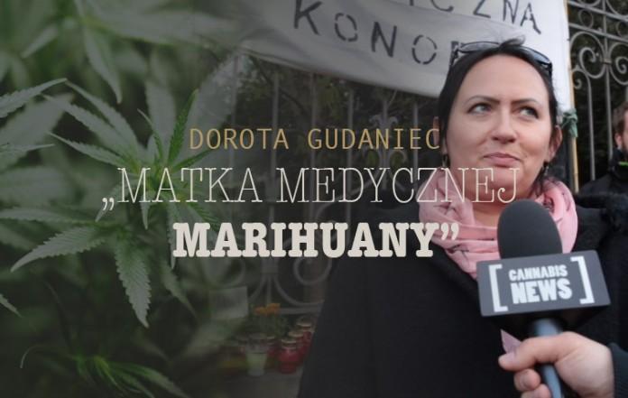 dorota gudaniec marihuana