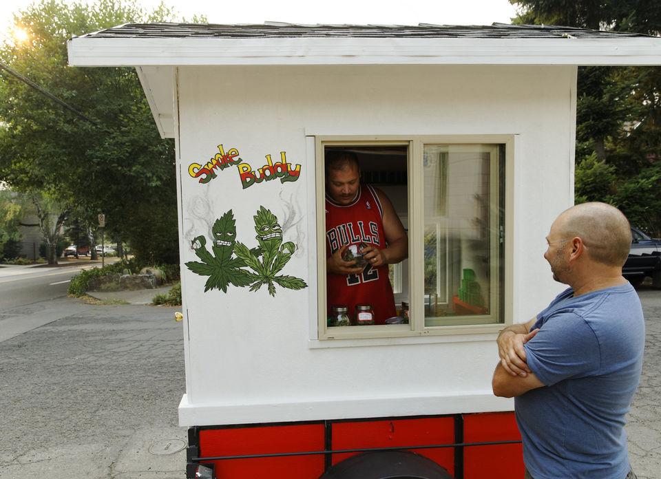 handel marihuana