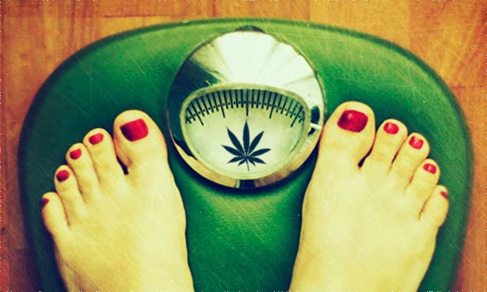 Marihuana wspomaga odchudzanie