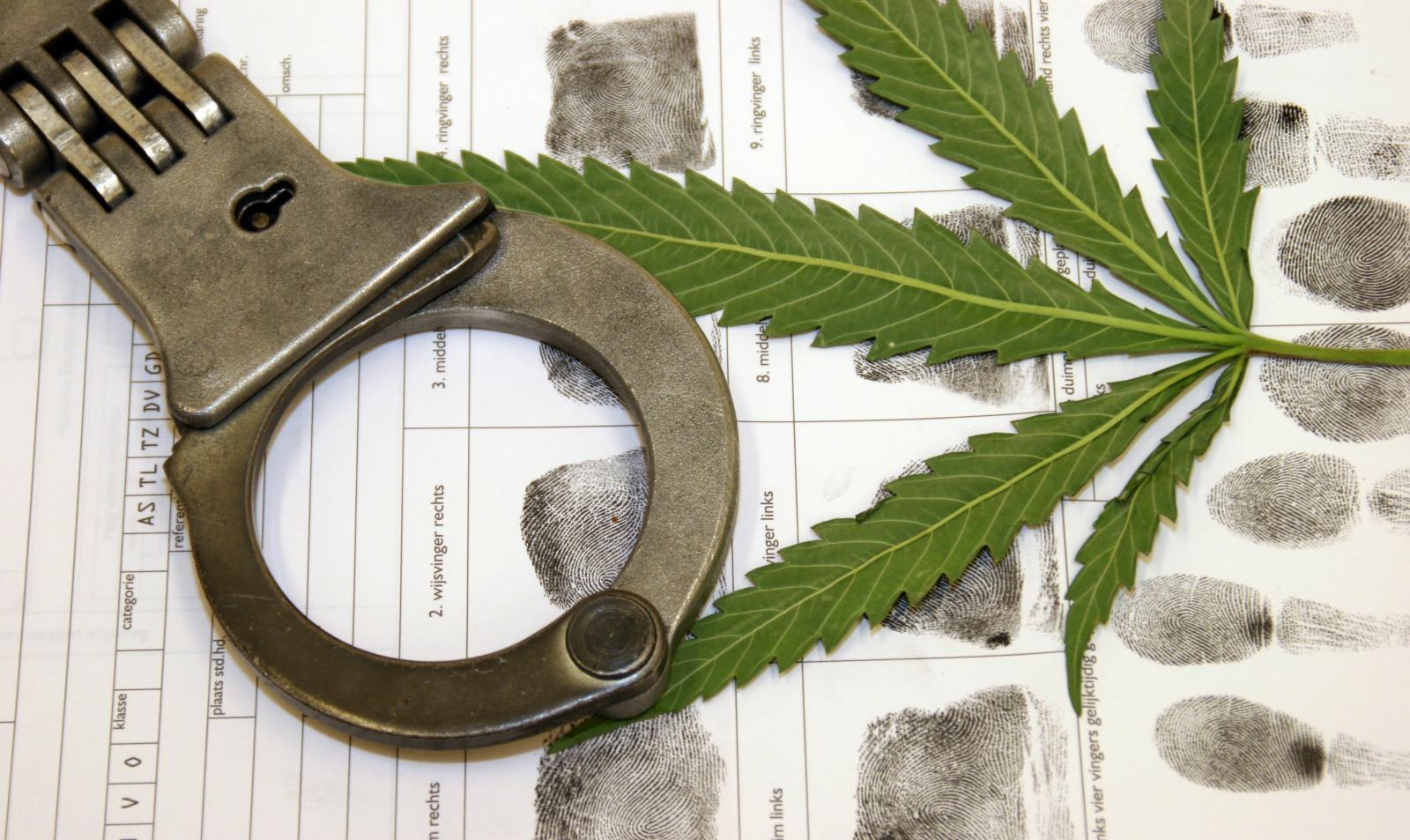 Areszt za marihuanę