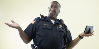 Absurdalne pomyłki policji