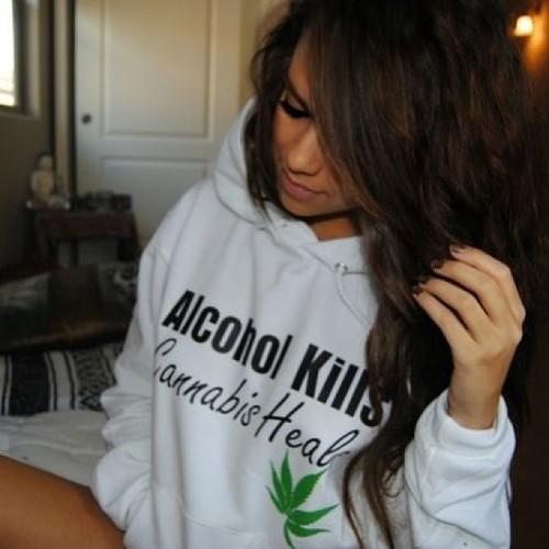 alkohol kontra marihuna