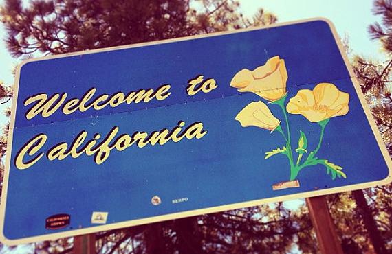 California legalizacja