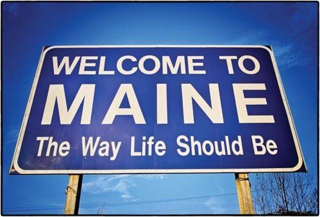 Maine legalizacja