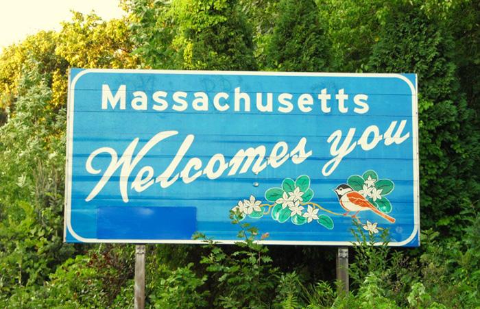 Massachusetts legalizacja
