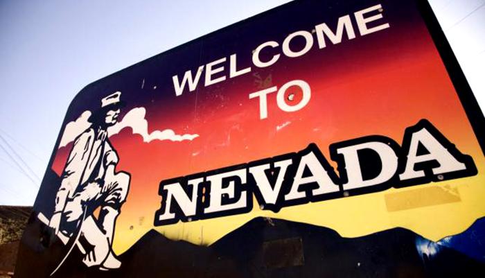 Nevada legalizacja