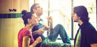 Zioło vs papierosy