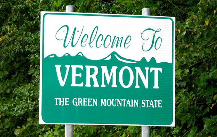 Vermont legalizacja
