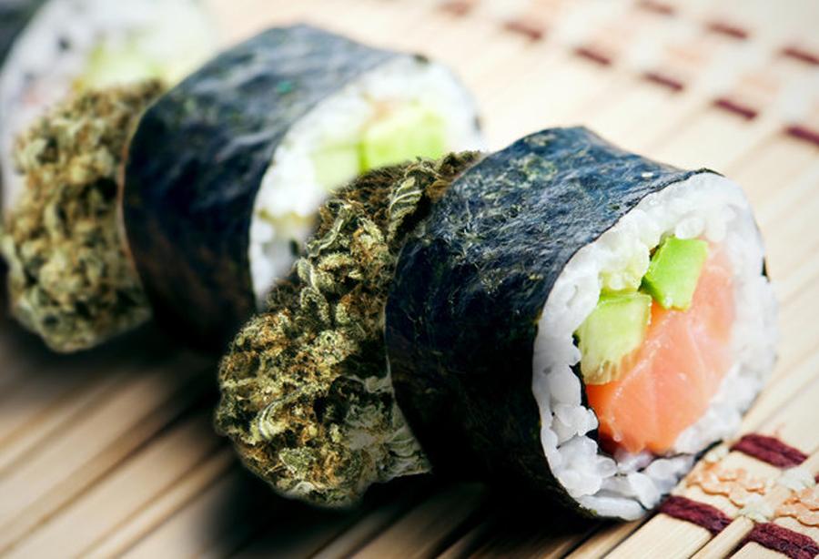 marihuana do ryby