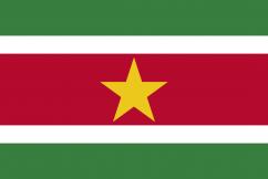 Marihuana w Surinamie