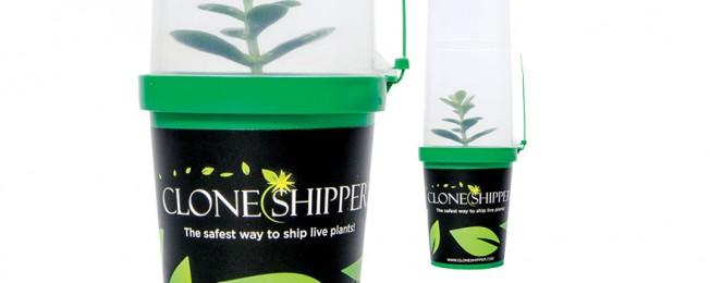 Clone Shipper - przewożenie sadzonek