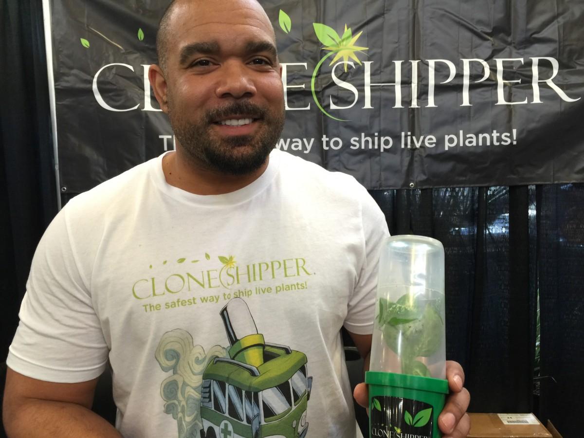 Larry Fenner twórca Clone Shipper