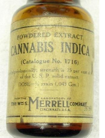 stara butelka oleju z konopi