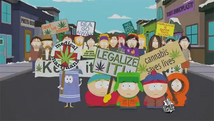 south park a legalizacja