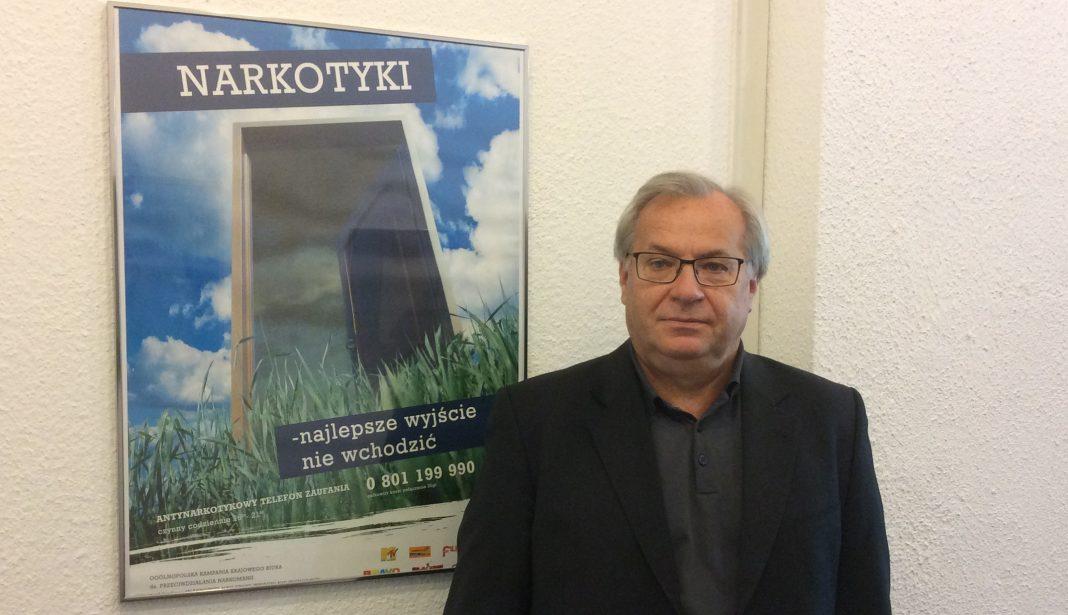 Piotr Jabłoński - dyrektorem Krajowego Biura ds. Przeciwdziałania Narkomanii