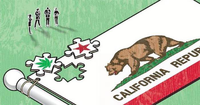 Kalifornia marihuana rekreacyjna