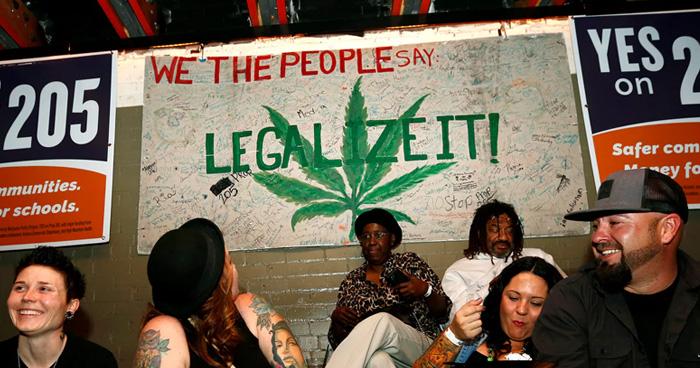 legalizacja marihuany w Stanach Zdjednoczonych