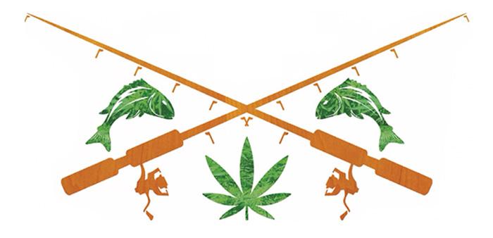 rybacy palący marihuanę