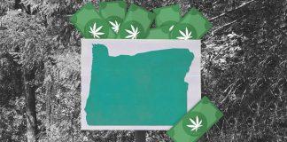 Oregon zarabia miliony na legalizacji marihuany rekreacyjnej