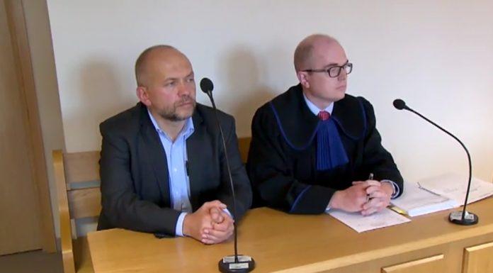 Dr Marek Bachański niewinny