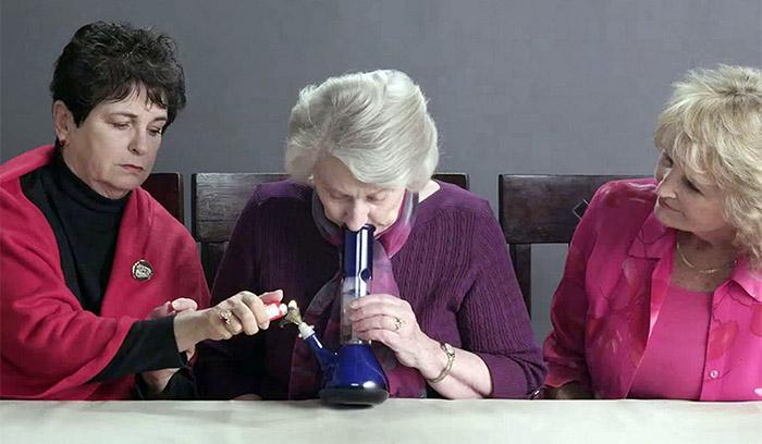 konopne party dla starszych
