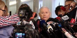 Kaczyński o uprawie marihuany w Polsce: Nie popieram