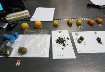 Marihuana ukryta w kinder niespodziankach