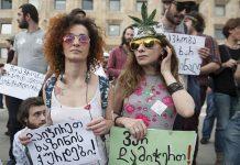 Marihuana w Gruzji legalna