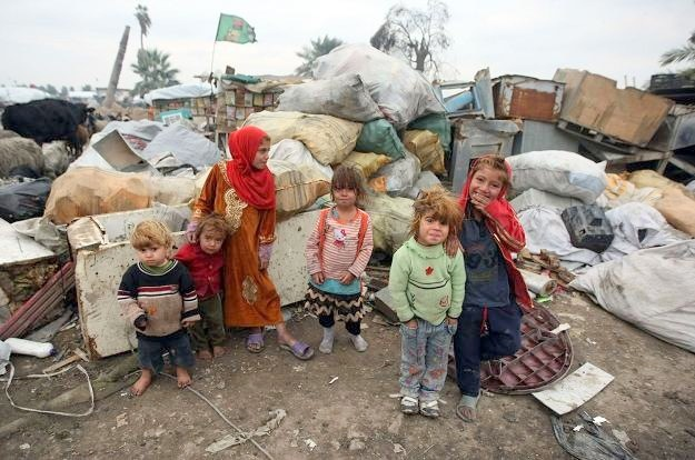Bieda w Albanii
