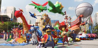 Plantacja marihuany w Legolandzie