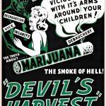 Propaganda przeciwko marihuanie w USA