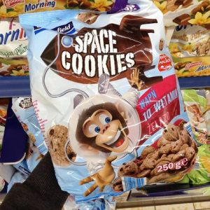 Space Cookies w Lidlu