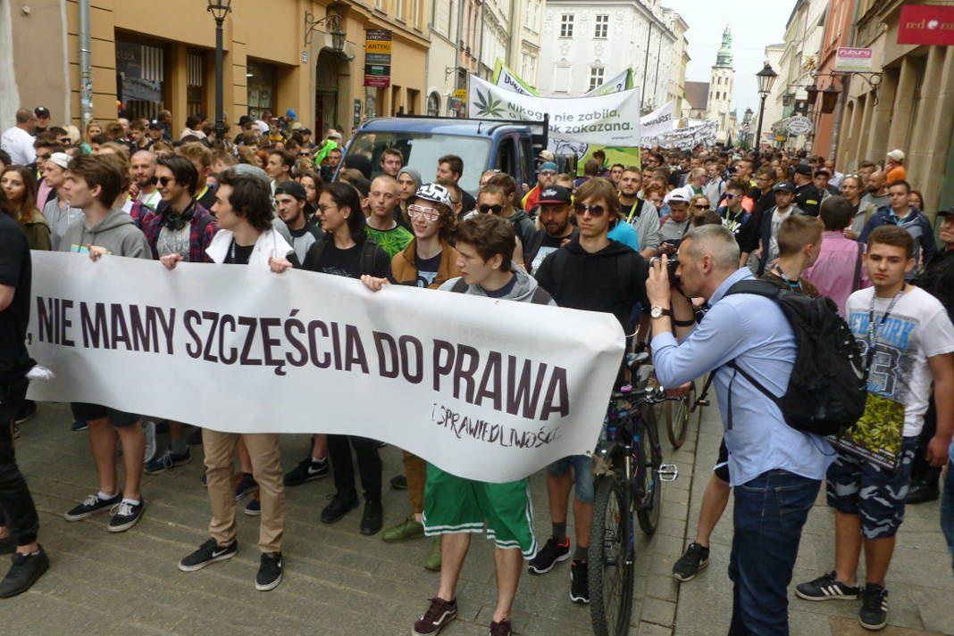 marsz wyzwolenia konopi 2017