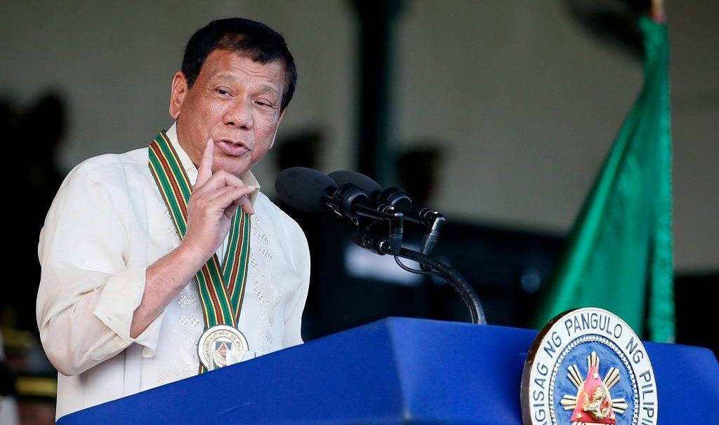Prezydent Filipin, Rodrigo Duterte