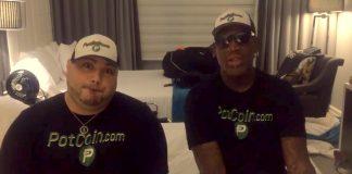PotCoin, konopna kryptowaluta i Dennis Rodman
