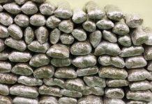 Przemyt marihuany w Medyce