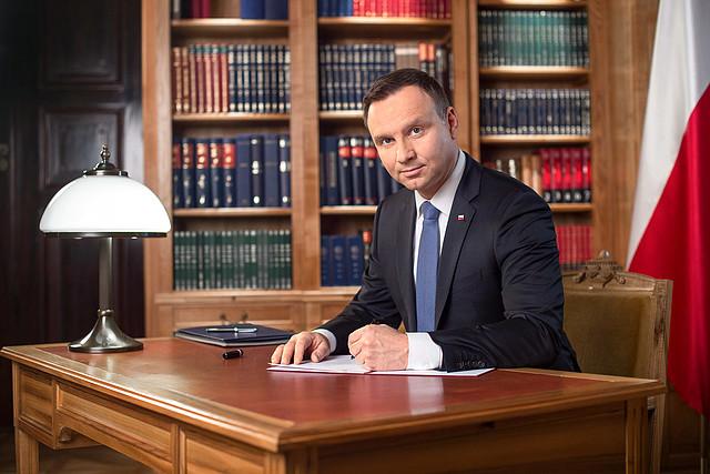 Andrzej Duda podpisał ustawę o medycznej marihuanie