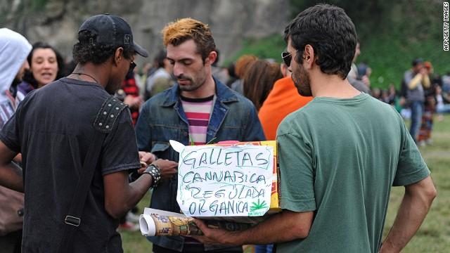 Legalizacja marihuany w Urugwaju