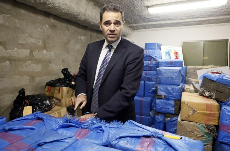 Francois Thierry: Handel narkotykami we francuskiej policji